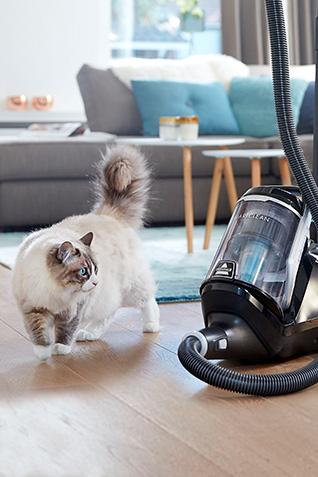 Reiniger für Tierhalter